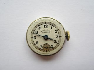 Glashutte Original 20s Sub Seconds Watch Movement Repair