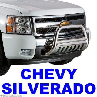 Push Grill Guard 01 07 Chevy GMC Sierra 1500HD 2500HD 3500