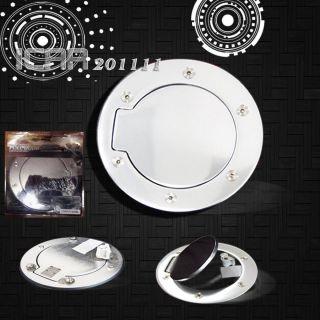 01 06 GMC CHEVY Silverado Sierra 1500HD 2500 3500 Pickup Gas Fuel Door