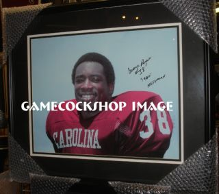 Heisman Trophy Legend George Rogers Gamecock Fans Must L K