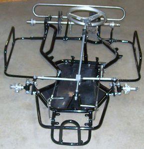 2006 Titan T 5 Go Kart Racing Chassis
