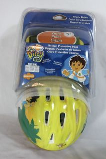 Go Diego Go Bike Helmet Pads Child 5 Bicycle Protective Gear