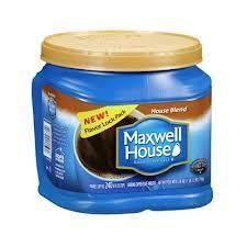 10 Maxwell House Coffee Coupons 28 oz or Larger $10 Off 1 Coupon