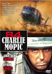 84 Charlie Mopic Vietnam War Reality Drama SEALED DVD