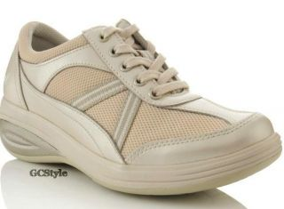 Joy Mangano Grasshoppers Performance Toning Fitness Sneakers Shoes