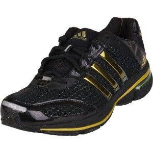 Adidas Supernova Glide 4 4M Mens US 11 5 Black Gold Running Sneaker