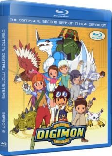 Adventure Season 2 Complete Blu Ray Set DVD Also Available
