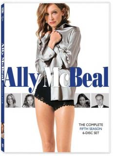 Ally McBeal The Complete Fifth Season Boxset New DVD