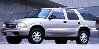 98 01 GMC JIMMY FACTORY OEM Service Repair Manual 99 00 1998 1999 2000
