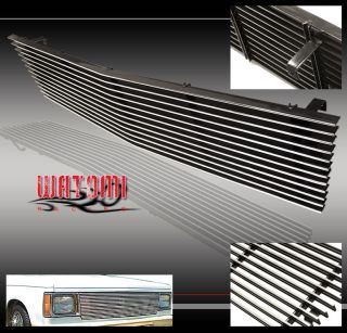 1982 1990 Chevy GMC S10 Blazer S15 Jimmy Billet Grille
