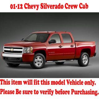 01 12 Chevy Silverado/GMC Sierra 2500HD/3500 Crew Cab Models Only