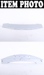 Lip Wing Unpainted Spoiler for 06 07 08 09 10 11 Hyundai Getz