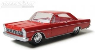 Greenlight Collectibles 1 64 Scale Red 1965 Ford Galaxie 500