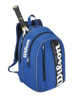 Wilson Prostaff Back Pack Bag Tennis Racquet Bag Authorized Dealer New