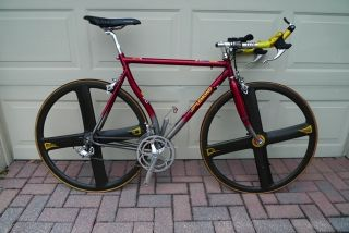 Greg Lemond Gan Team Time Trial Bike