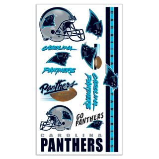 NFL Temporary Tattoos Face Paint Decals 10 Pack All NFL Teams
