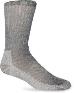 New Goodhew Unisex Medium Hiker Medium & Light 2 Pair Pack Grey Socks