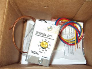 Goodman OT18 60A Outdoor Heat Pump Thermostat OT1860