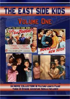 Kids Movies Bowery Boys Dead End Kids DVD Leo Gorcey Huntz Hall