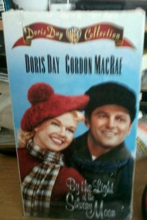 By The Light of The Silvery Moon VHS Gordon MacRae Doris Day