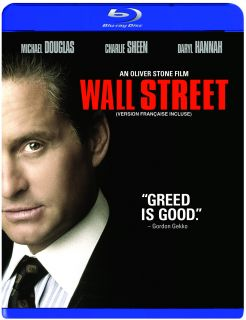 Wall Street Blu Ray Widescreen