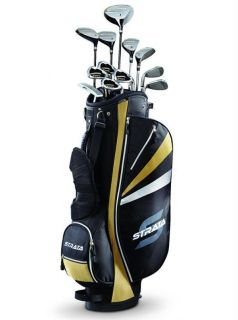 2013 Callaway Strata Plus Golf Clubs Package Set New with Bag and