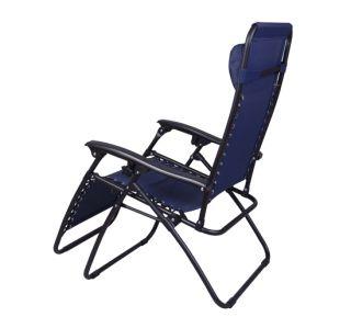 Zero Gravity Lounge Chairs Recliner Outdoor Beach Pool Garden Folding