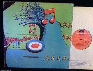 Ginger Bakers Air Force Polydor 1st Press A1 Matrix Excellent UK 2LP