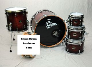 Gretsch Renown Maple 5 PC Drum Set