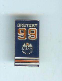 Wayne Gretzky 99 Jersey Retirement Night In Edmonton Oilers 10 1 1999