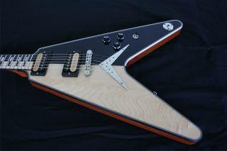 Dean USA Custom Shop Michael Schenker Checkmate 36 50 Electric Guitar