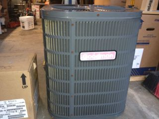 Goodman 3 Ton Central Air Conditioner Used