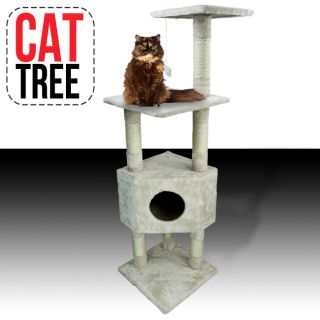 Newly listed Deluxe 53 Cat Tower Tree Condo Scratcher Furniture