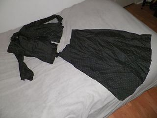 Newly listed Nelly Don Fair Weather Suit Depression Era clothing