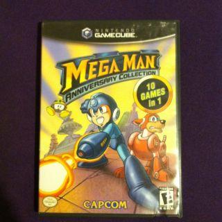 Mega Man Anniversary Collection Nintendo GameCube 2004