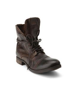Steve Madden Brown Gramm Boots