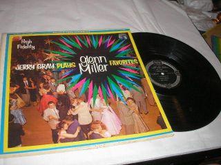 Jerry Gray Plays Glenn Miller Favorites LP C 4005 VG