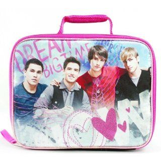 Big Time Rush Lunch Bag Dream Big Time