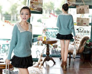 NEW ARRIVAL FASHION Mohair Batwing Coat Sweater Cardigan Tops Outwear