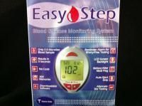 Easy Step Blood Glucose Monitoring System Meter Only Each