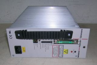 Harmer Simmons SM1800 Power Supply Model SM1800 50 33