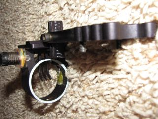 Amp 3 Pin Compound Bow Sight