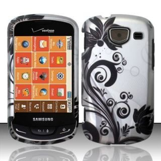 For Samsung Brightside U380 Hard Protector Case Snap on Phone Cover