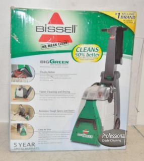 Bissell Big Green Professional Deep Cleaning Machine
