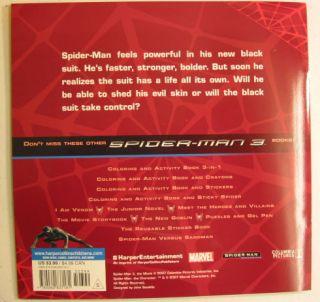 Man 3 Spider Mans New Suit Childrens Book New 0060837187