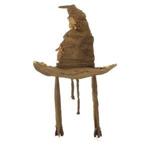 Harry POTTER Sorting HAT Brown HALLOWEEN costume DISGUISE dress up