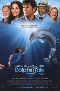 DOLPHIN TALE 2011 Harry Connick Jr. * Ashley Judd Original DS Movie