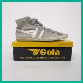 Gola Mens Quota High Shoes 11 NWB Rtl $55 Jmto
