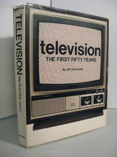 jeff television the first fifty years new york harry n abrams