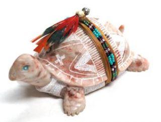 Harold Davidson High Desert Alabaster Turtle Great
